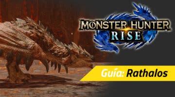 Imagen de Guía Monster Hunter Rise - Cómo cazar al Rathalos: debilidades, materiales rango alto y más