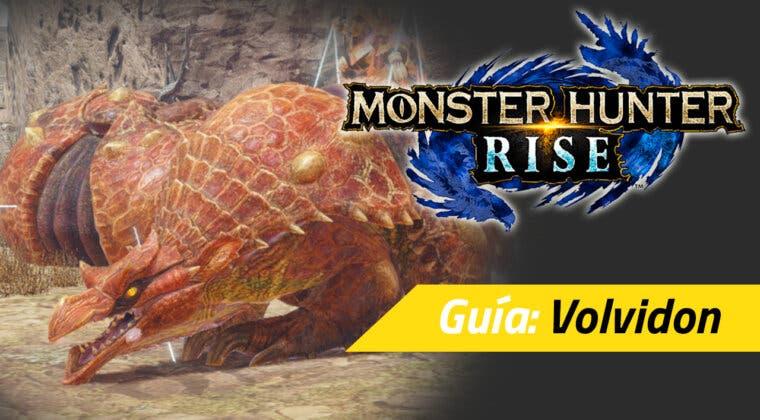 Imagen de Guía Monster Hunter Rise - Cómo cazar al Volvidon: debilidades, materiales rango alto y más