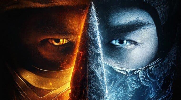 Imagen de Mortal Kombat logra el número 1 en la taquilla de España, aunque no brilla
