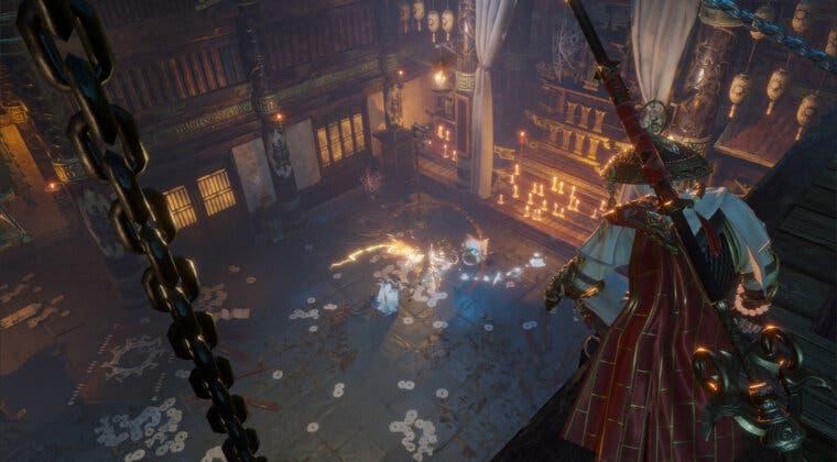 Imagen de Naraka: Bladepoint será el primer juego con motor Unity en utilizar la tecnología DLSS