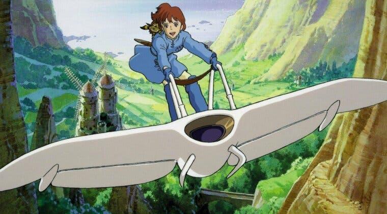 Imagen de Nausicaä del Valle del Viento (Studio Ghibli): Así es el manga que amplía la historia de la película