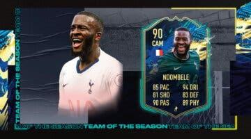 Imagen de FIFA 21: review de Ndombélé TOTS. ¿Mejor que Thiago FUT Birthday?