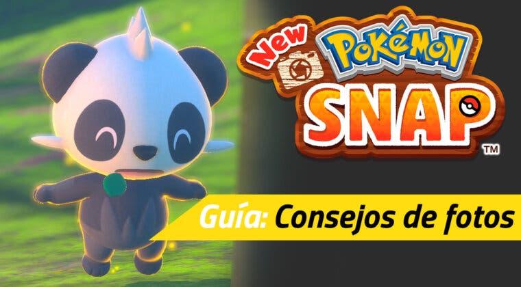 Imagen de Guía New Pokémon Snap - Consejos fotográficos para sacar las mejores instantáneas