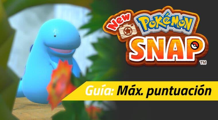 Imagen de Guía New Pokémon Snap - Cómo conseguir la máxima puntuación y todas las estrellas en fotos