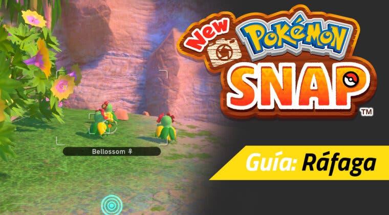 Imagen de Guía New Pokémon Snap - Cómo conseguir el disparo en modo ráfaga