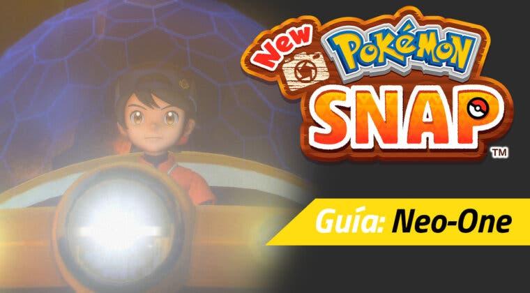 Imagen de Guía New Pokémon Snap - Cómo parar o ir más rápido y lento con el Neo-One