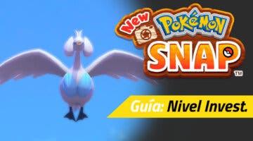 Imagen de Guía New Pokémon Snap - Cómo subir el nivel de investigador más rápido