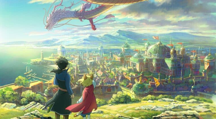 Imagen de Ni no Kuni II: El renacer de un reino confirma y pone fecha a su lanzamiento en Nintendo Switch