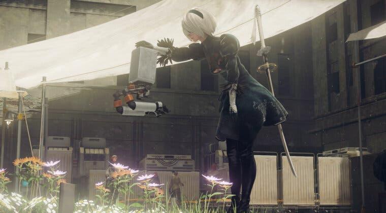 Imagen de La versión de Steam de NieR: Automata solucionará sus problemas a través de un parche de mejora