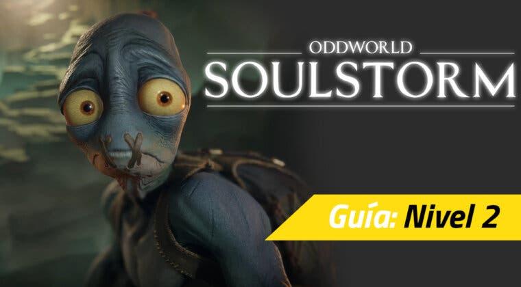 Imagen de Guía Oddworld: Soulstorm - 100% y todas las insignias del nivel 2: Las Ruinas