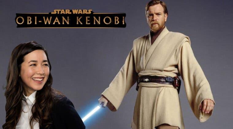 Imagen de Star Wars: Obi-Wan Kenobi incorpora a Maya Erskine a su reparto