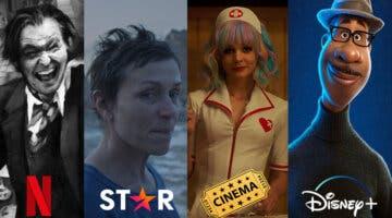 Imagen de Premios Oscar 2021: Dónde ver las películas favoritas de la gala