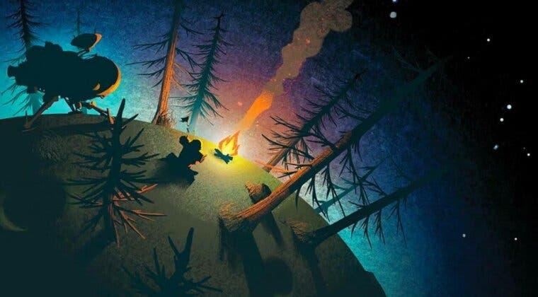 Imagen de Echoes of the Eye es esbozada por Annapurna como la nueva expansión de Outer Wilds
