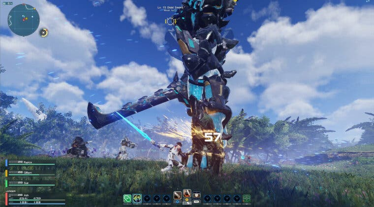 Imagen de La beta cerrada global de Phantasy Star Online 2: New Genesis tendrá lugar en mayo