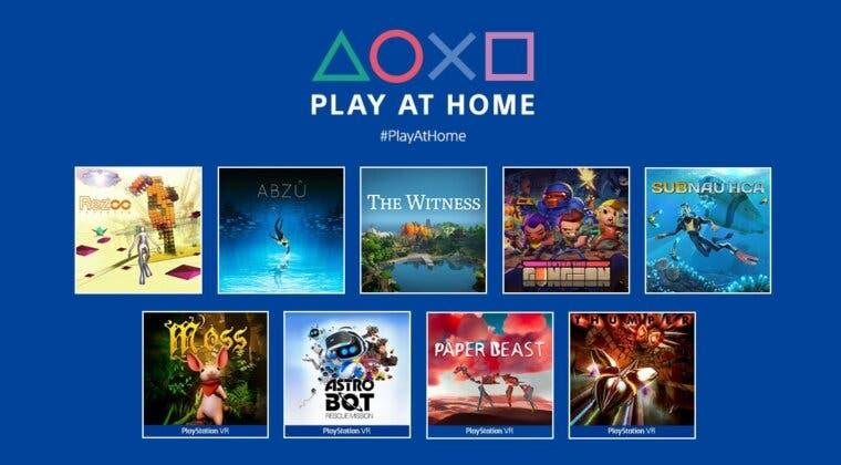 Imagen de Aprovecha la última oportunidad para conseguir estos 9 videojuegos gratis en PS4 y PS5