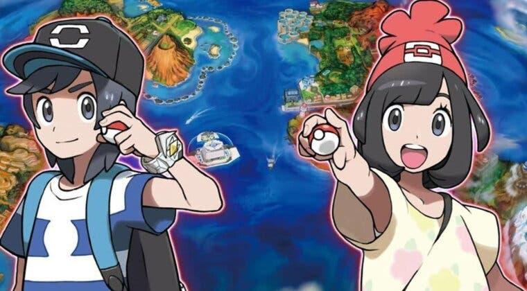 Imagen de Pokémon Masters EX inicia un evento de Alola con Elio, Selene, Nereida, Lulú y Kiawe