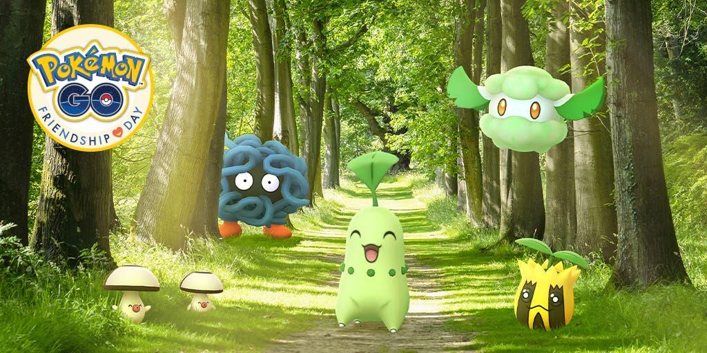 Pokemon GO Dia de la Amistad 2021