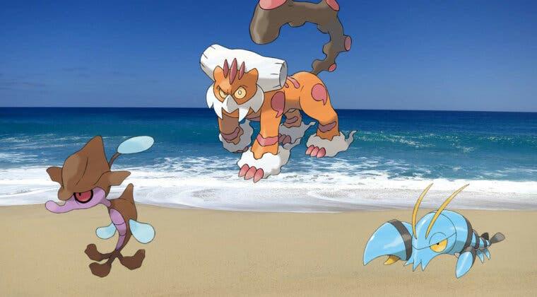 Imagen de Pokémon GO: Guía para capturar a Skrelp, Clauncher y Landorus (Forma Tótem)
