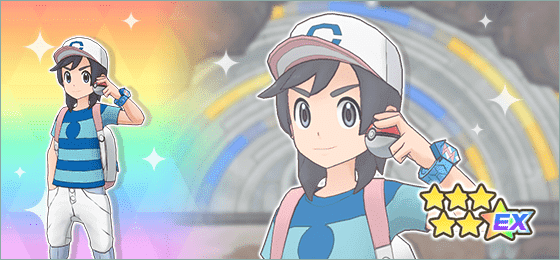 Pokemon Masters EX Elio 6 EX