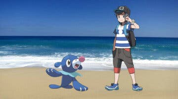 Imagen de Pokémon Masters EX: Así es la pareja de compis de Elio y Popplio