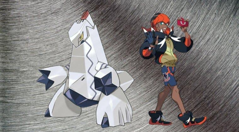 Imagen de Pokémon Masters EX: Así es la pareja de compis de Roy y Duraludon