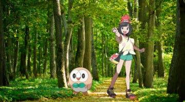 Imagen de Pokémon Masters EX: Así es la pareja de compis de Selene y Rowlet