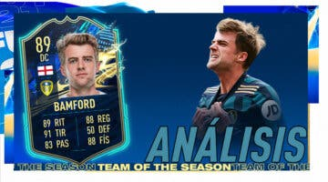Imagen de FIFA 21: análisis de Patrick Bamford TOTS gratuito. ¿Un delantero competitivo?