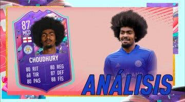 Imagen de FIFA 21: análisis de Choudhury FUT Birthday, la nueva carta gratuita de Ultimate Team