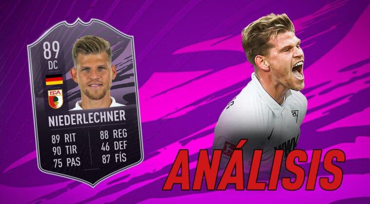 Imagen de FIFA 21: análisis de Niederlechner Jugador de Liga, la nueva carta free to play
