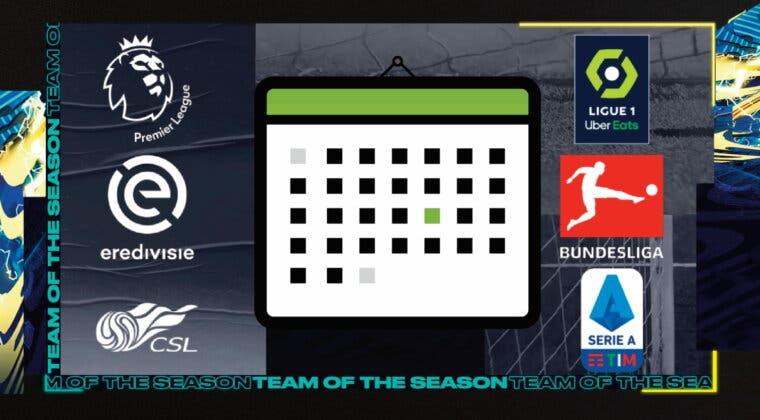 Imagen de FIFA 21: ¿Cuál es el calendario de los TOTS? Este sería el orden de llegada si repiten el ritmo del año pasado