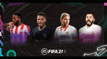 Imagen de FIFA 21: los mejores delanteros y mediapuntas de la Liga Santander en Ultimate Team