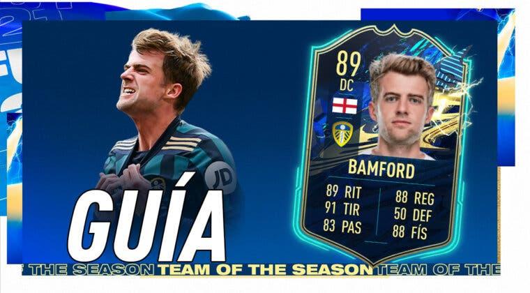 Imagen de FIFA 21: guía para conseguir a Patrick Bamford TOTS