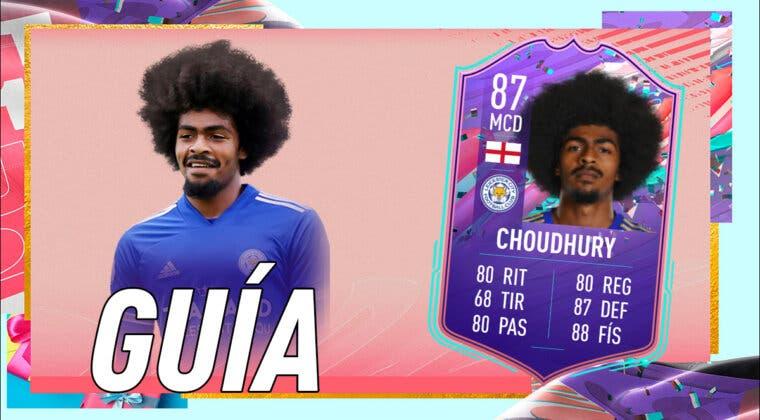 Imagen de FIFA 21: guía para conseguir a Choudhury FUT Birthday gratuito de la Premier League