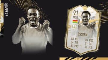Imagen de FIFA 21: ¿Merece la pena Michael Essien Moments SBC? Review de Icono