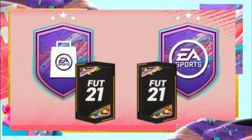 """Imagen de FIFA 21: ¿Merecen la pena los SBC's """"Sorpresa del Aniv. de FUT"""" y """"Suministros de fiesta""""?"""