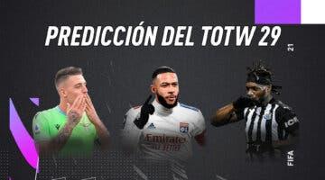 Imagen de FIFA 21: predicción del Equipo de la Semana (TOTW) 29