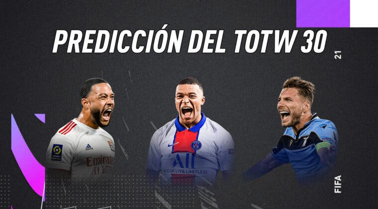 Imagen de FIFA 21: predicción del Equipo de la Semana (TOTW) 30