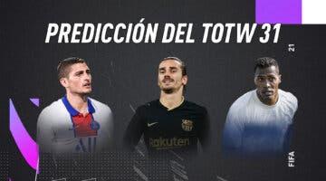 Imagen de FIFA 21: predicción del Equipo de la Semana (TOTW) 31