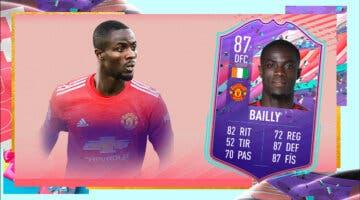 Imagen de FIFA 21: ¿Merece la pena Eric Bailly FUT Birthday? + Solución del SBC