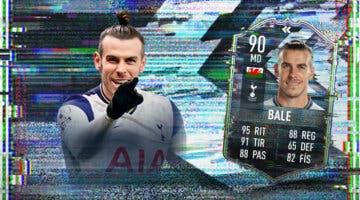 Imagen de FIFA 21: ¿Merece la pena Gareth Bale Flashback? + Solución del SBC