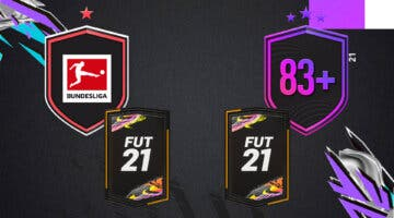 """Imagen de FIFA 21: ¿Merecen la pena los SBC's """"Desafío de la Bundesliga"""" y """"Mejora de 83+ x10""""?"""