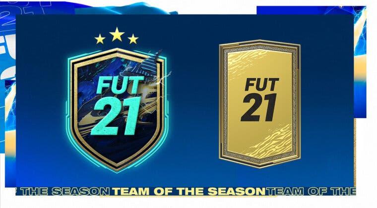 """Imagen de FIFA 21: ¿Merece la pena el SBC """"Desafío del TOTS de la comunidad""""? 25-04-2021"""