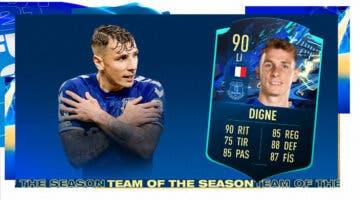 Imagen de FIFA 21: ¿Merece la pena Lucas Digne TOTS Moments? + Solución del SBC