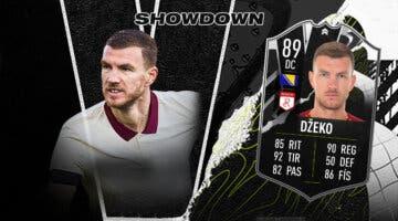 Imagen de FIFA 21: ¿Merece la pena Edin Dzeko Showdown? + Solución del SBC