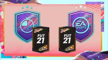 """Imagen de FIFA 21: ¿Merecen la pena los SBC's """"Grupo 2 - Desafío diario 4"""" y """"Celebración del Aniversario""""?"""