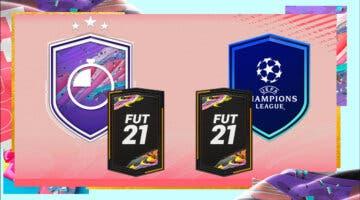 """Imagen de FIFA 21: ¿Merecen la pena los SBC's """"Grupo 3 - Desafío diario 4"""" y """"Catenaccio""""?"""
