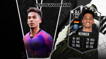Imagen de FIFA 21: ¿Merece la pena Kehrer Showdown? + Solución del SBC