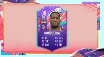 Imagen de FIFA 21: ¿Merece la pena Geoffrey Kondogbia FUT Birthday? + Solución del SBC