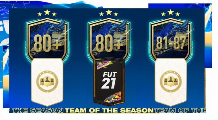 Imagen de FIFA 21: ¿Merecen la pena los SBC's de mejoras de los TOTS?
