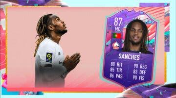 Imagen de FIFA 21: ¿Merece la pena Renato Sanches FUT Birthday? + Solución del SBC